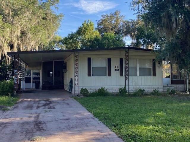15 S Bobwhite Road, Wildwood, FL 34785 (MLS #G5044791) :: Vacasa Real Estate