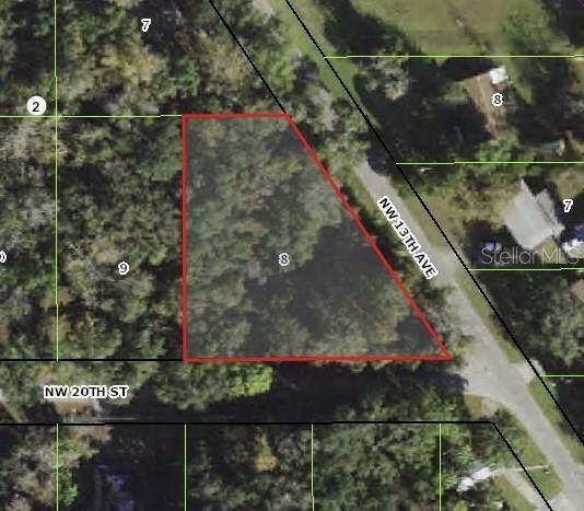 NW 13TH Avenue, Crystal River, FL 34428 (MLS #G5046322) :: Delgado Home Team at Keller Williams