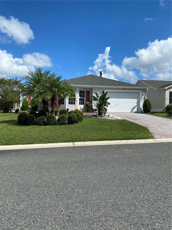 295 Pomaria Place, The Villages, FL 32162 (MLS #G5046744) :: Realty Executives