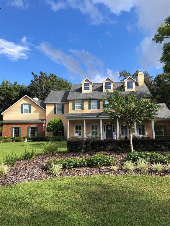 15842 Chestnut Lane, Tavares, FL 32778 (MLS #G5047766) :: Global Properties Realty & Investments