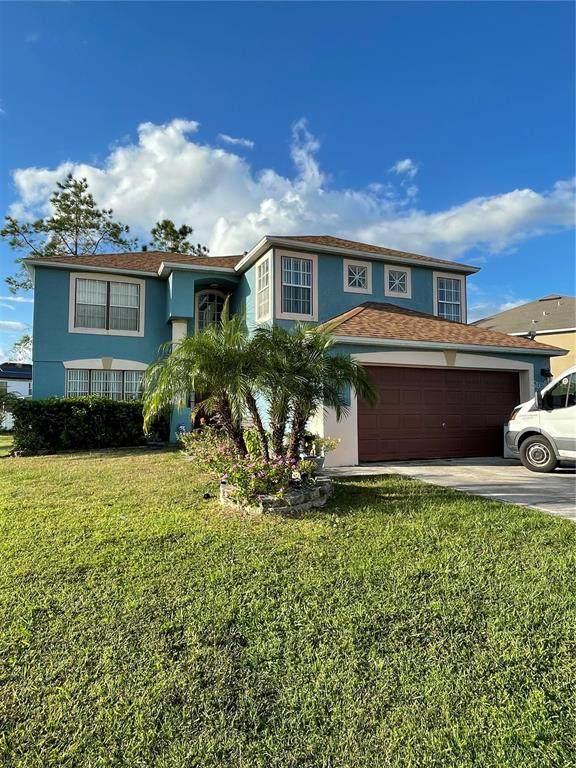 1001 Dampierre Court, Kissimmee, FL 34759 (MLS #G5047768) :: McConnell and Associates