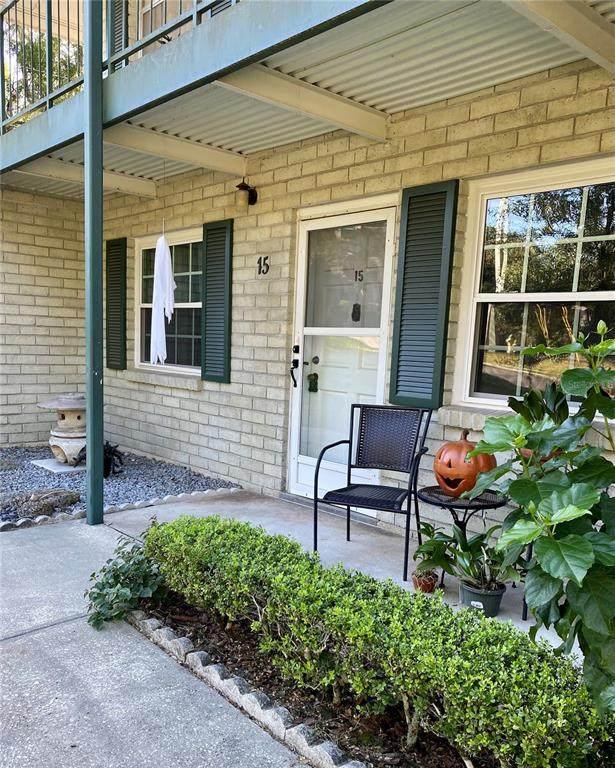 200 E 10TH Avenue #15, Mount Dora, FL 32757 (MLS #G5048016) :: The Truluck TEAM