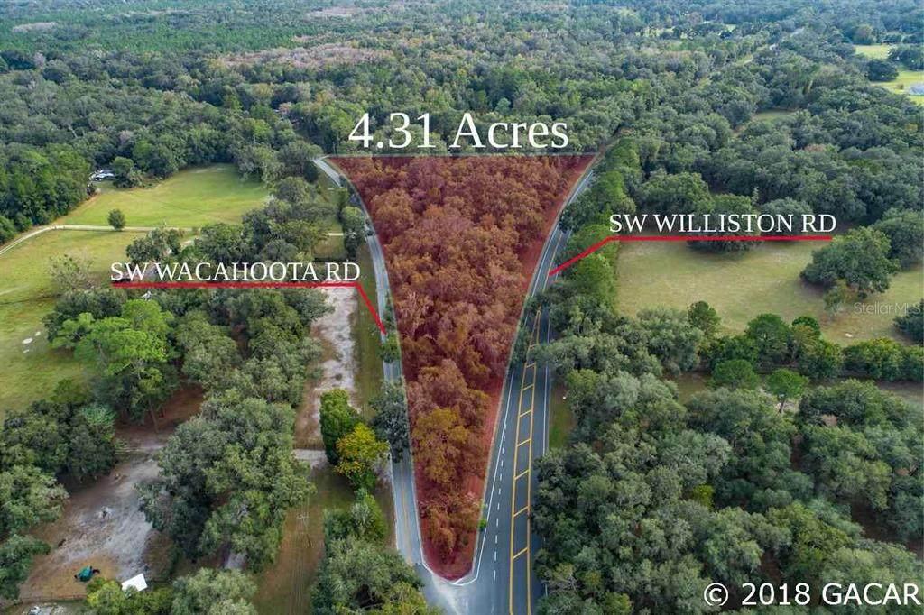 x Of Williston & Wacahoota Road - Photo 1