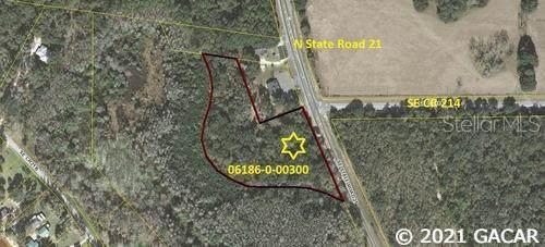 TBD N State Road 21, Melrose, FL 32666 (MLS #GC441441) :: Delgado Home Team at Keller Williams