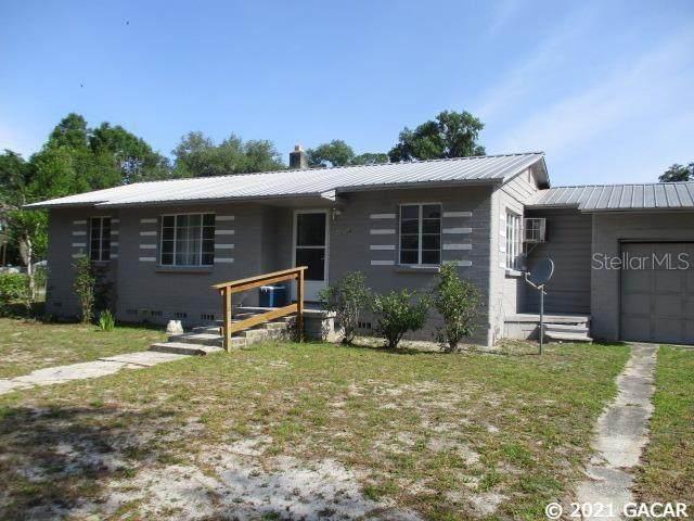 21634 SE 68th Lane, Hawthorne, FL 32640 (MLS #GC444584) :: Stewart Realty & Management