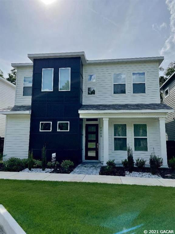 6808 SW 77th Street, Gainesville, FL 32608 (MLS #GC447791) :: Pepine Realty