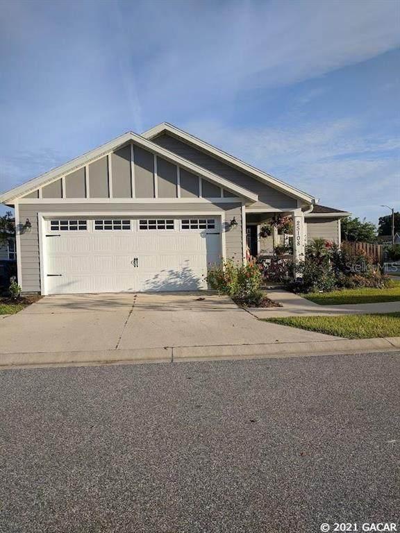 25108 SW 9TH Lane, Newberry, FL 32669 (MLS #GC447916) :: Team Saveela & Ace Remax Professionals