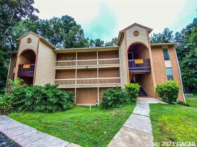 1810 NW 23 Boulevard #201, Gainesville, FL 32605 (MLS #GC448294) :: Stewart Realty & Management