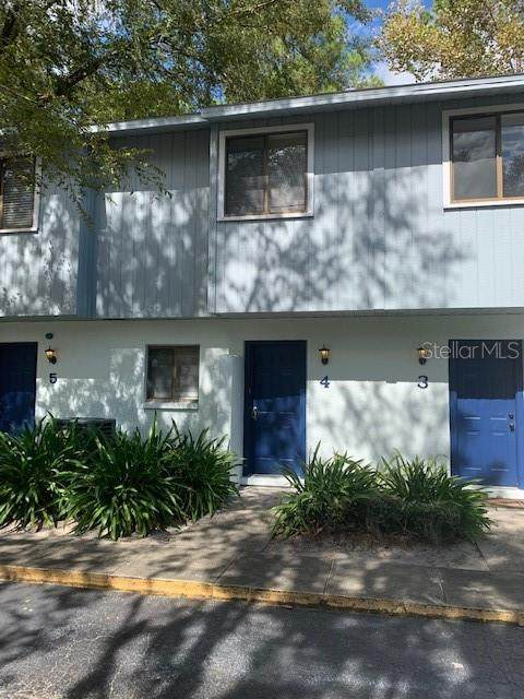 3600 SW 19TH Avenue #4, Gainesville, FL 32607 (MLS #GC500140) :: Rabell Realty Group