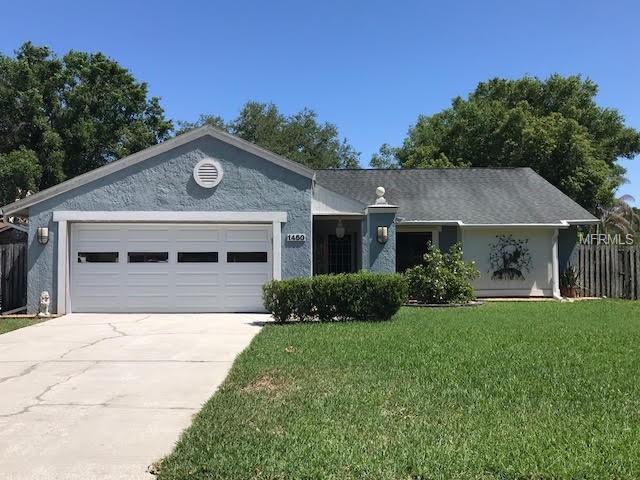 1450 Foggy Ridge Parkway, Lutz, FL 33559 (MLS #H2400045) :: Team Bohannon Keller Williams, Tampa Properties