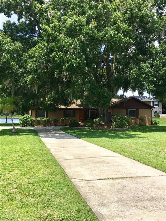 3811 Lake Padgett Drive, Land O Lakes, FL 34639 (MLS #H2400378) :: Cartwright Realty