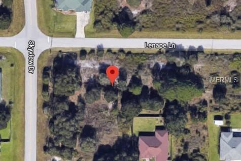 Lenape Lane, North Port, FL 34291 (MLS #H2400521) :: RE/MAX Realtec Group
