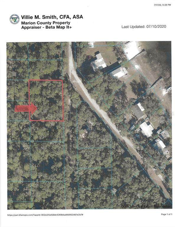 0 NE 112 CT Road, Fort Mc Coy, FL 32134 (MLS #J915964) :: Team Buky