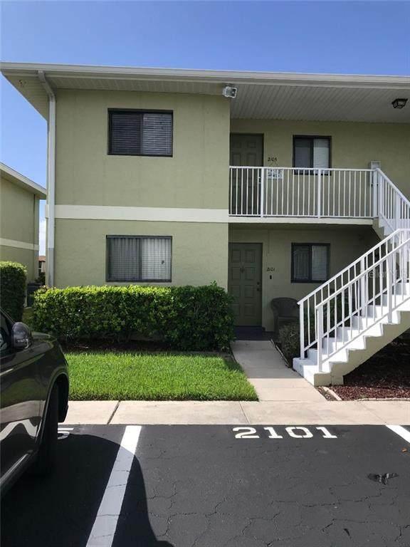 25225 Rampart Boulevard #2105, Punta Gorda, FL 33983 (MLS #J917927) :: Griffin Group