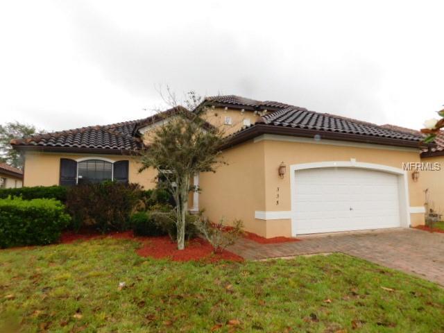 335 Villa Sorrento Circle, Haines City, FL 33844 (MLS #K4900045) :: The Duncan Duo Team