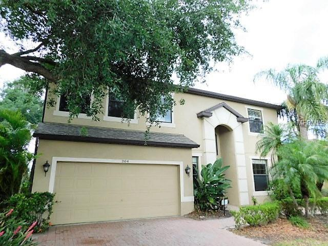 304 Oak Landing Drive, Mulberry, FL 33860 (MLS #K4900433) :: Welcome Home Florida Team