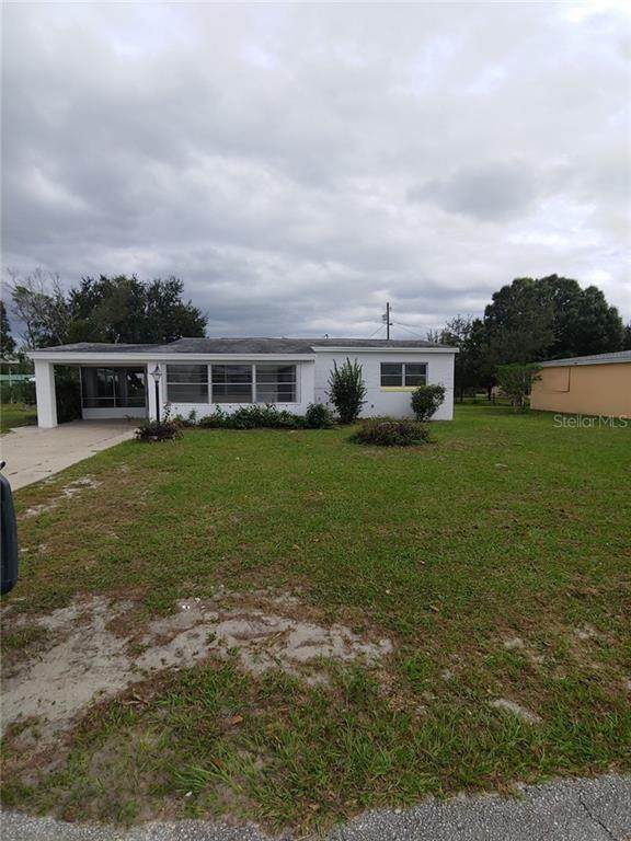 509 Stanley Avenue, Frostproof, FL 33843 (MLS #K4901104) :: Baird Realty Group