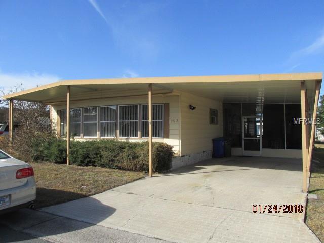 903 Cassandra Lane, Lakeland, FL 33809 (MLS #L4900321) :: Griffin Group