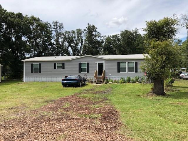 11719 Old Dade City Road, Kathleen, FL 33849 (MLS #L4902620) :: Griffin Group