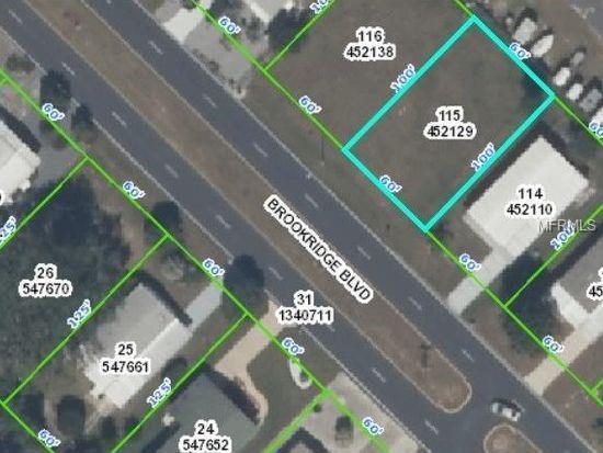 15104 Brookridge Boulevard, Brooksville, FL 34613 (MLS #L4903010) :: The Duncan Duo Team