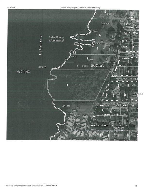 0 Shakespeare Drive, Lakeland, FL 33801 (MLS #L4903214) :: The Duncan Duo Team