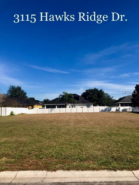 3115 Hawks Ridge Drive, Lakeland, FL 33810 (MLS #L4905129) :: Keller Williams Realty Peace River Partners