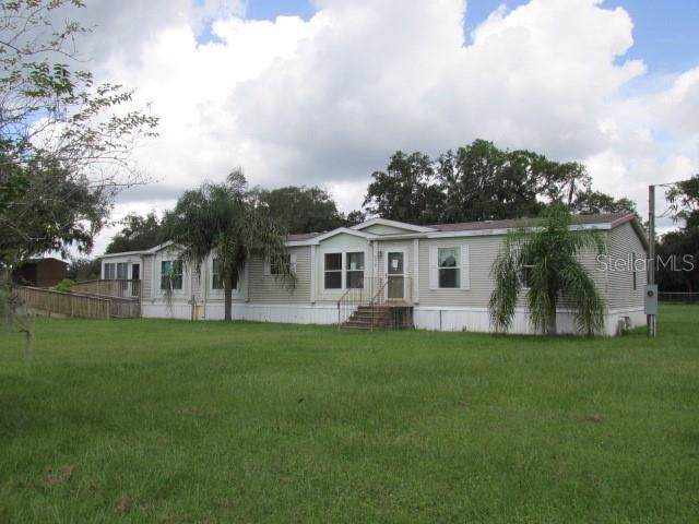 4808 W Trapnell Road, Plant City, FL 33566 (MLS #L4912086) :: Gate Arty & the Group - Keller Williams Realty Smart