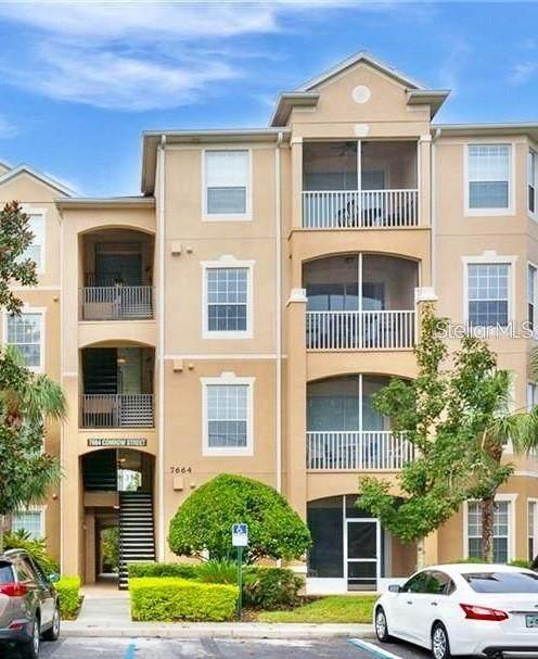 7664 Comrow Street #104, Kissimmee, FL 34747 (MLS #L4914139) :: RE/MAX Realtec Group