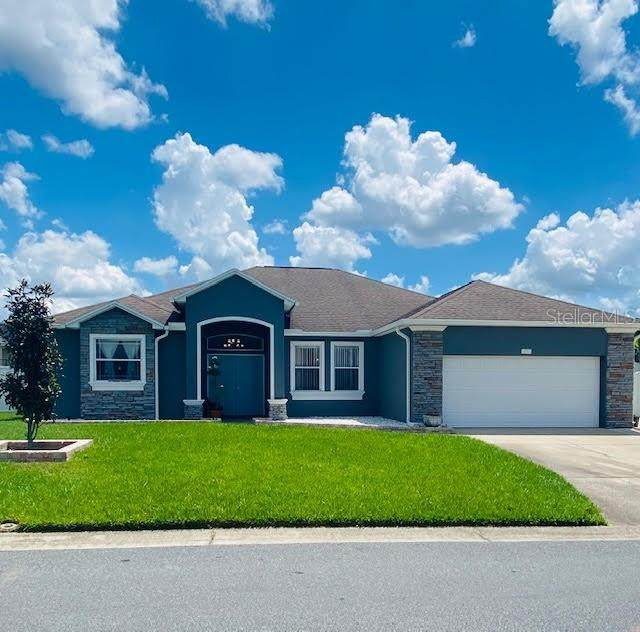 8127 Woodvine Circle, Lakeland, FL 33810 (MLS #L4917451) :: The Figueroa Team