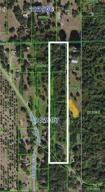 2333 Tindel Camp Road, Lake Wales, FL 33898 (MLS #L4917763) :: Team Borham at Keller Williams Realty