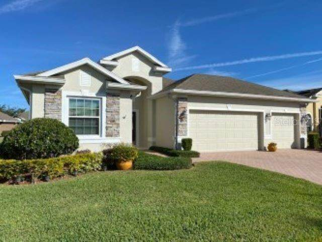 3119 Langdon Lane, Winter Haven, FL 33884 (MLS #L4921294) :: Sarasota Property Group at NextHome Excellence