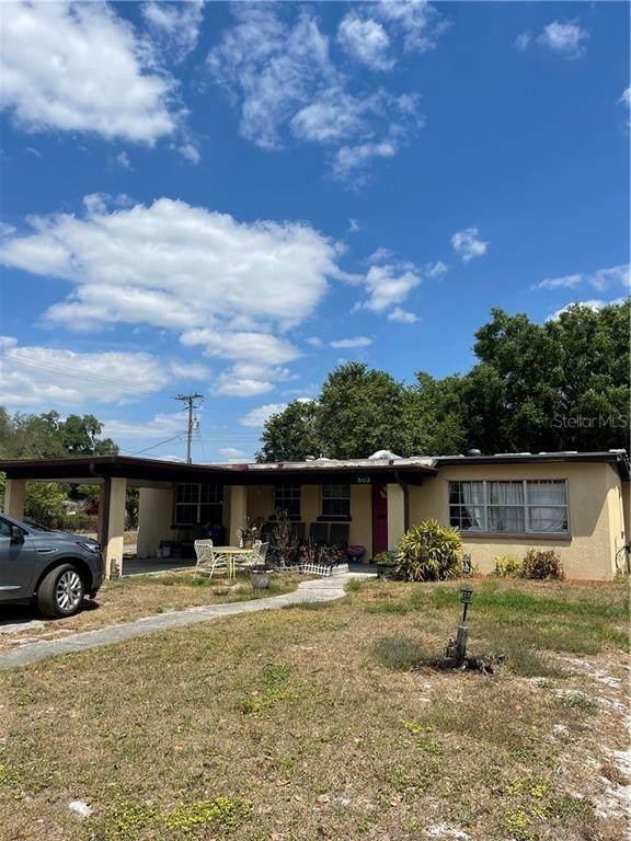 502 Nansemond Avenue, Lakeland, FL 33801 (MLS #L4922058) :: Carmena and Associates Realty Group