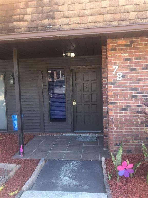1836 N Crystal Lake Drive #78, Lakeland, FL 33801 (MLS #L4922815) :: Premium Properties Real Estate Services