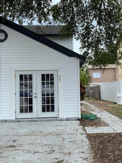 1100 Lowry Avenue #37, Lakeland, FL 33801 (MLS #L4923211) :: Team Pepka