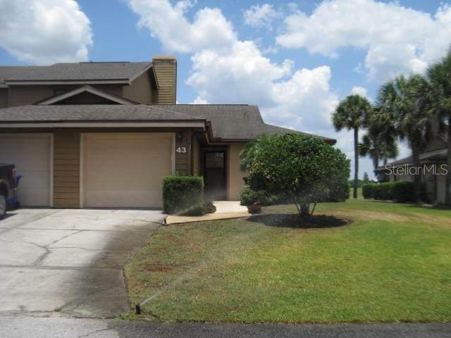 707 Carpenters Way #43, Lakeland, FL 33809 (MLS #L4923280) :: Coldwell Banker Vanguard Realty