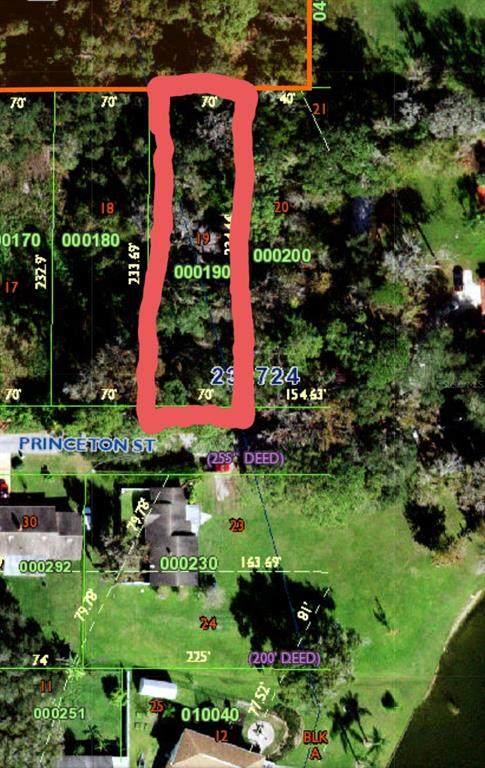 0 Princeton Street, Lakeland, FL 33809 (MLS #L4924485) :: Visionary Properties Inc