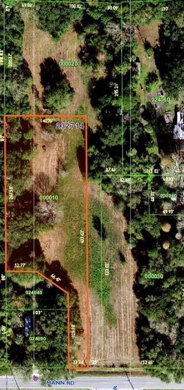1689 Mann Road, Lakeland, FL 33810 (MLS #L4925484) :: The Paxton Group