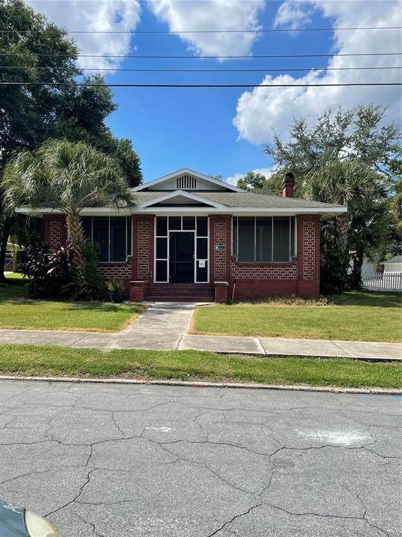 715 Park Hill Avenue, Lakeland, FL 33801 (MLS #L4925689) :: McConnell and Associates