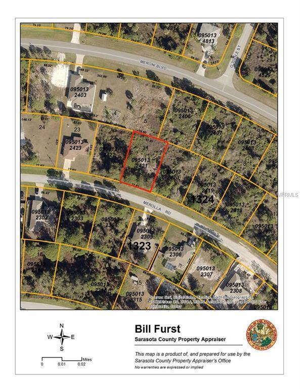 Merolla Road, North Port, FL 34291 (MLS #N5916140) :: Premium Properties Real Estate Services