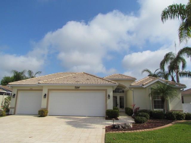296 Venice Palms Boulevard, Venice, FL 34292 (MLS #N5917065) :: Medway Realty
