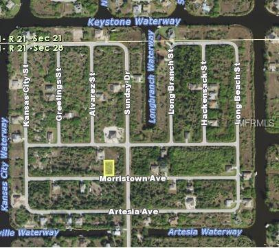 14342 Morristown Avenue, Port Charlotte, FL 33981 (MLS #N5917302) :: Medway Realty