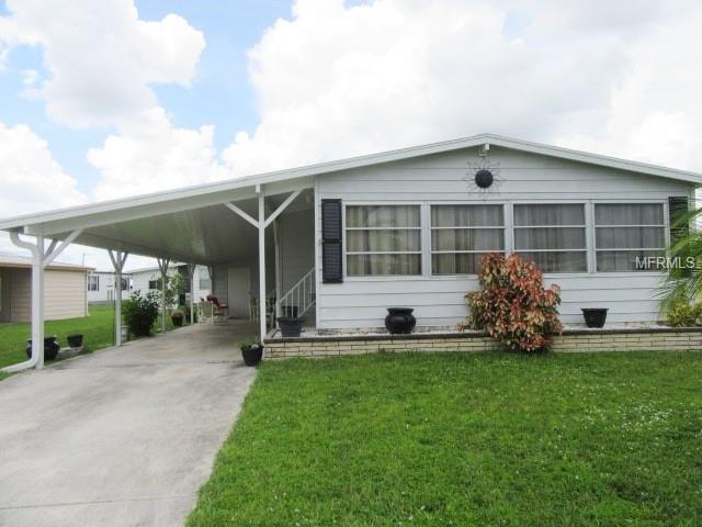 199 Palm Harbor Drive, North Port, FL 34287 (MLS #N6101826) :: The Duncan Duo Team