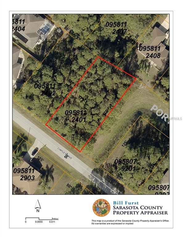 Chipley Avenue, North Port, FL 34286 (MLS #N6101829) :: The Duncan Duo Team