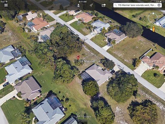 115 Mariner Lane, Rotonda West, FL 33947 (MLS #N6102287) :: Delgado Home Team at Keller Williams