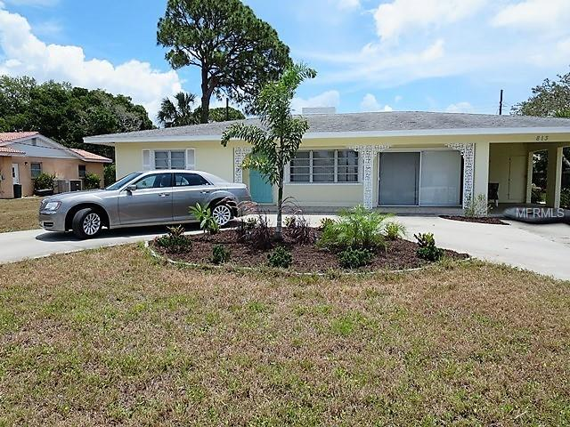 813 Harbor Drive S, Venice, FL 34285 (MLS #N6102357) :: Medway Realty