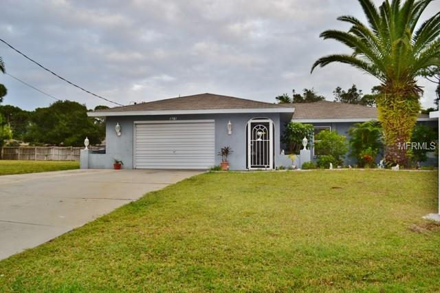 3581 Shamrock Drive, Venice, FL 34293 (MLS #N6105399) :: RE/MAX Realtec Group