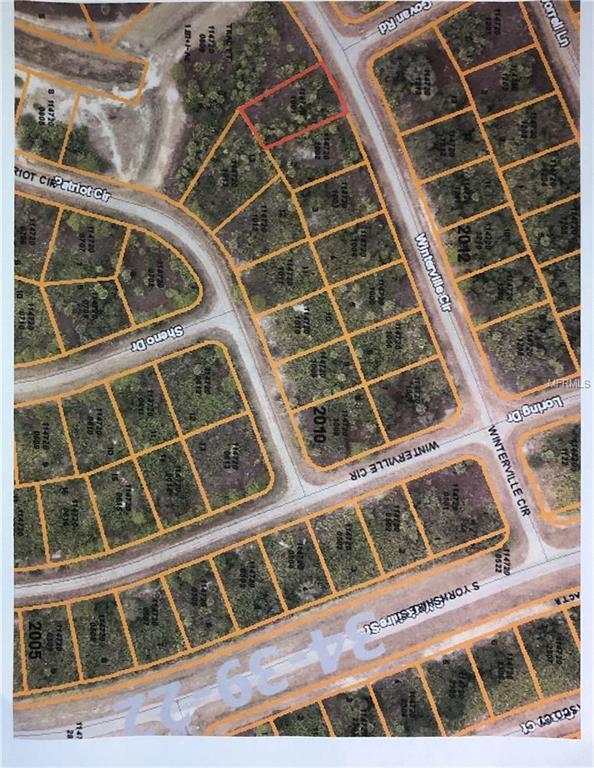 Winterville Circle, North Port, FL 34288 (MLS #N6105774) :: Team 54