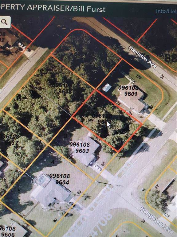 Chamberlain Boulevard, North Port, FL 34286 (MLS #N6106627) :: Burwell Real Estate