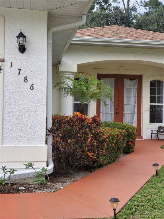 1786 Norvell Avenue, North Port, FL 34286 (MLS #N6106771) :: Burwell Real Estate