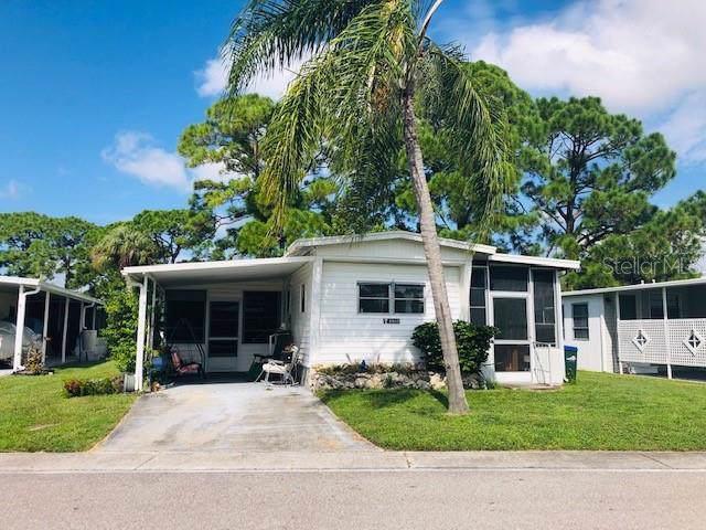 6903 Hikina Drive, North Port, FL 34287 (MLS #N6107022) :: White Sands Realty Group